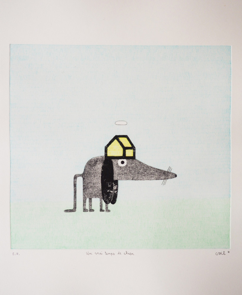 Un vrai temps de chien 1 (couleur)