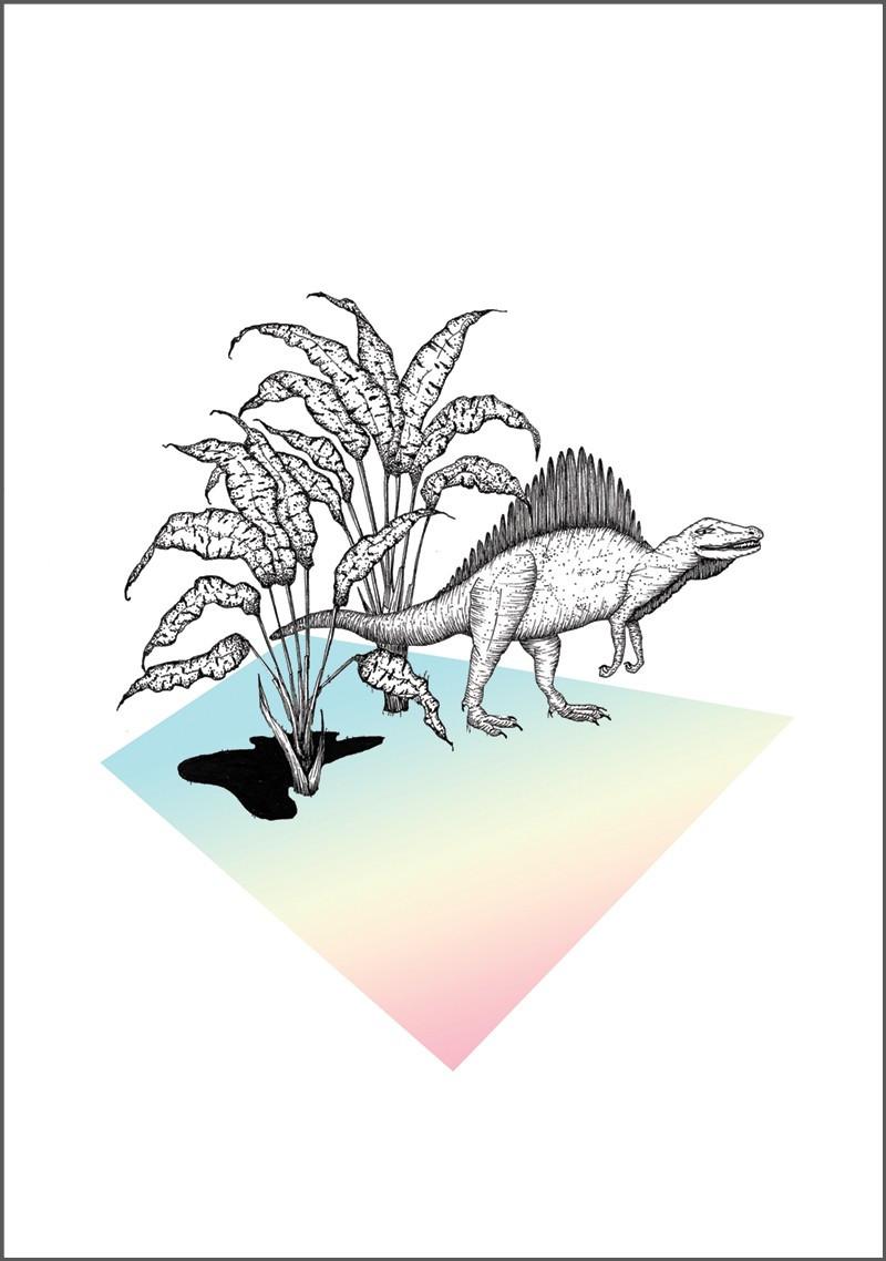 Jardin des délices (Dino)